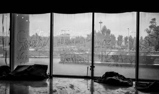 Syria_refugee-crisis_black-and-white-taekwondo-stadium-greece